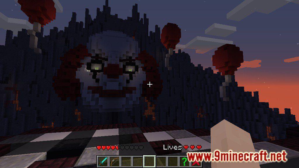 Pennywise Boss Battle Map Screenshots 5