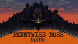 Pennywise Boss Battle Map Thumbnail