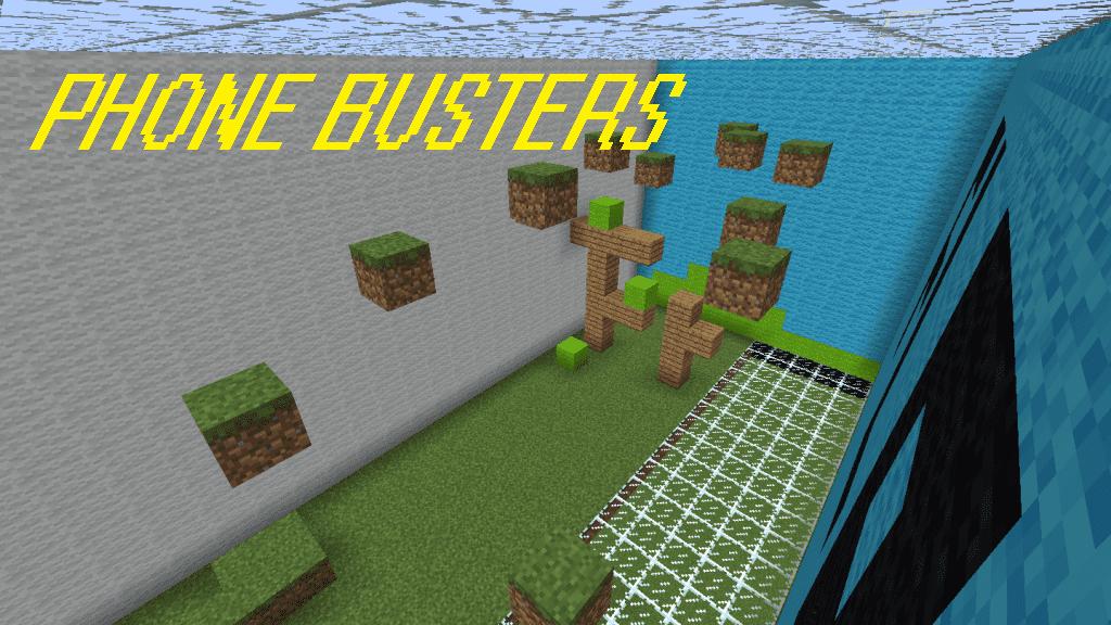 Phone Busters Map Thumbnail
