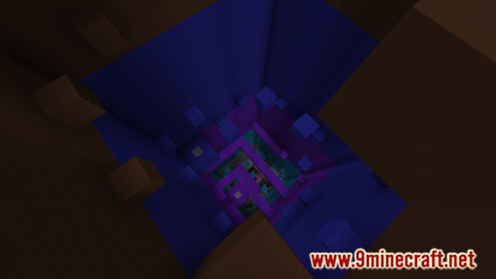 Rainbow Parkour Map Screenshots 11