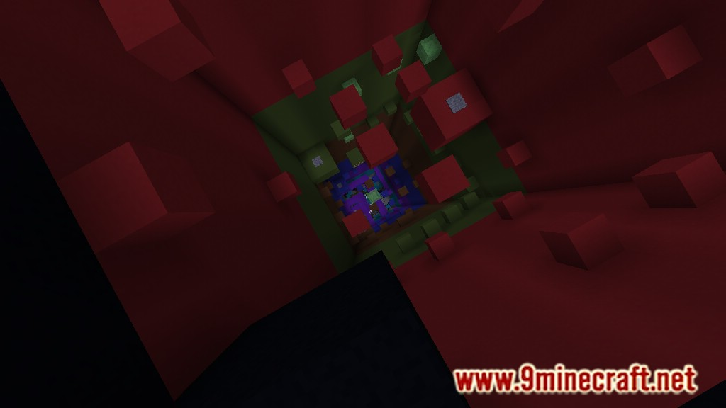 Rainbow Parkour Map Screenshots 12