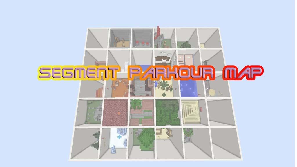 Segment Parkour Map Thumbnail