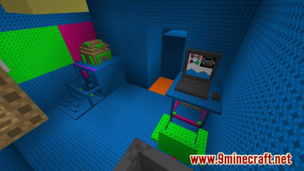 Shrink Parkour 2 Map Screenshots 07