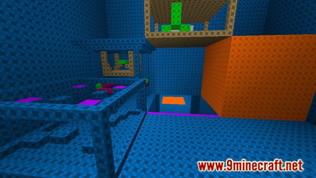 Shrink Parkour 2 Map Screenshots 12