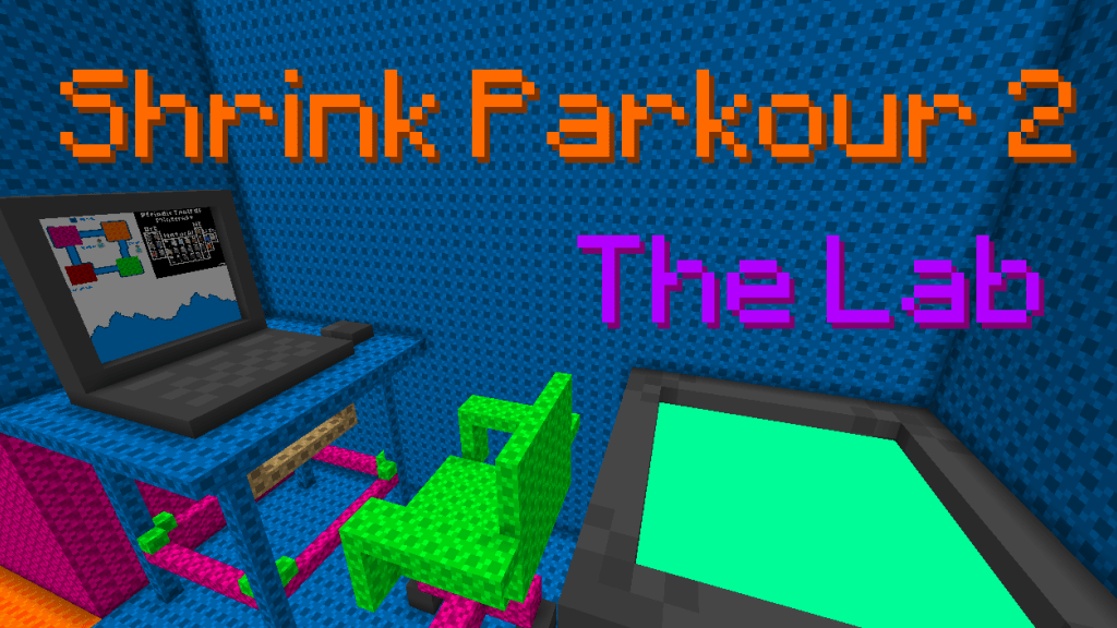 Shrink Parkour 2 Map Thumbnail