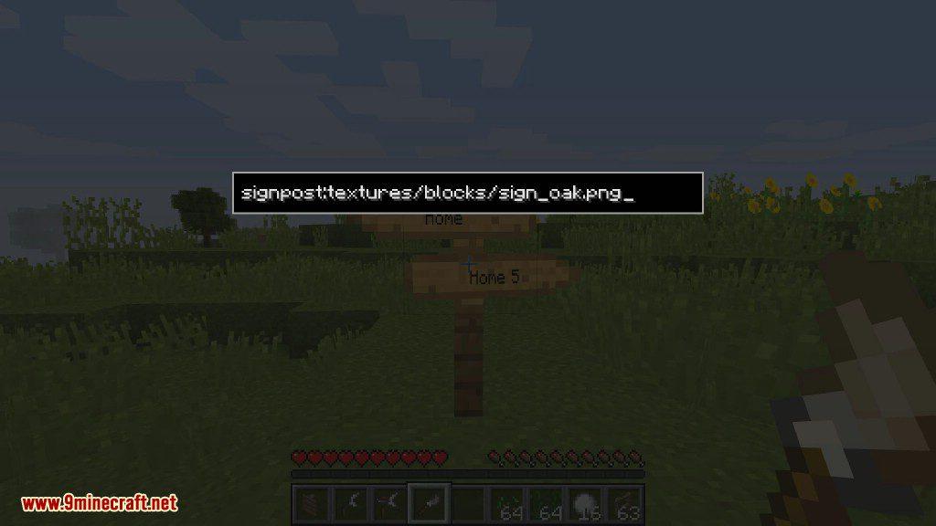 Signpost Mod Screenshots 11