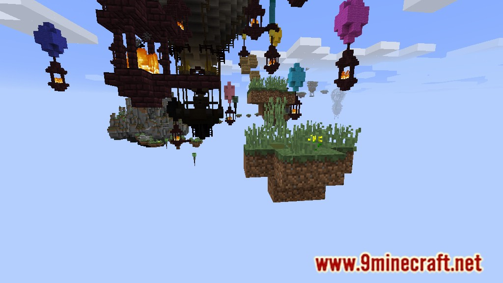Sky Jumper Map Screenshots 05