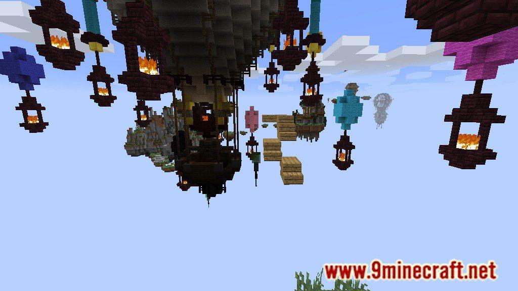 Sky Jumper Map Screenshots 06