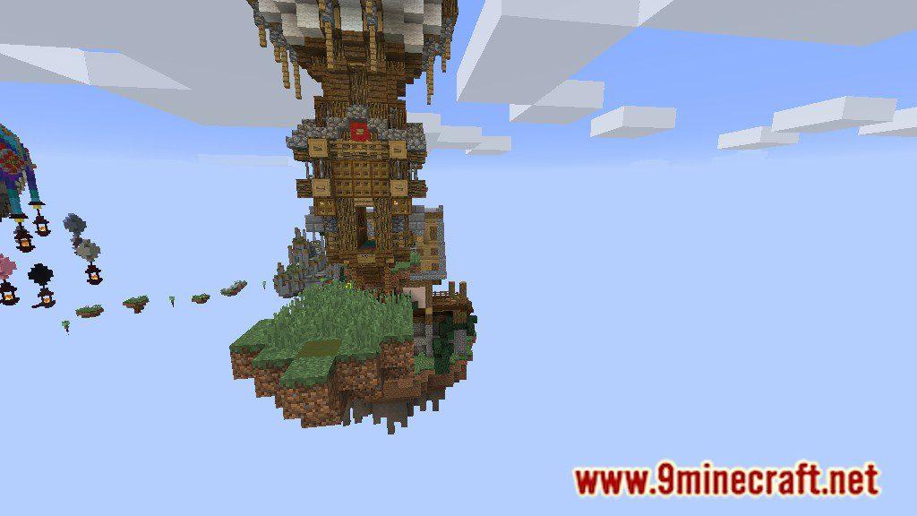Sky Jumper Map Screenshots 10