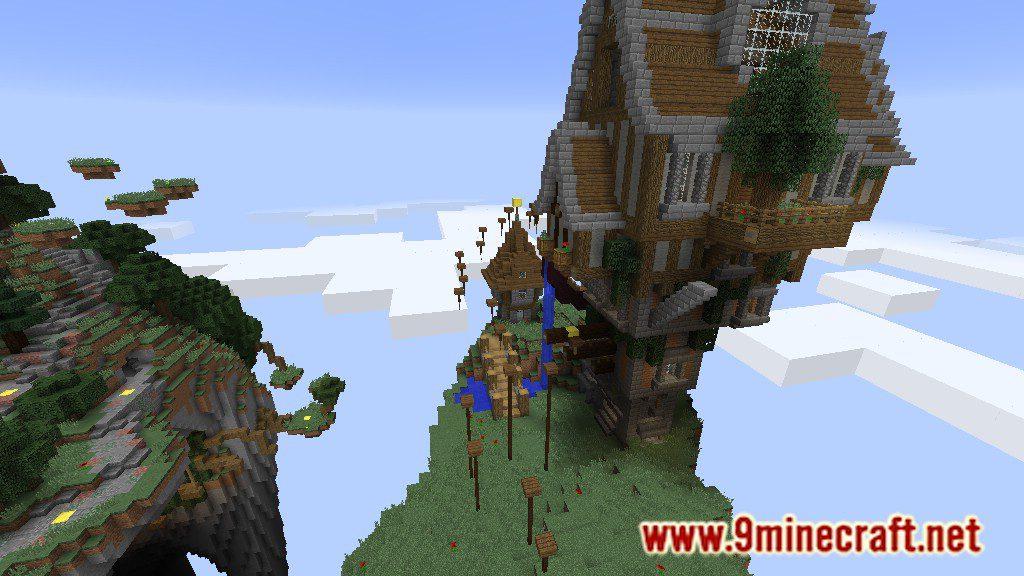Sky Jumper Map Screenshots 12