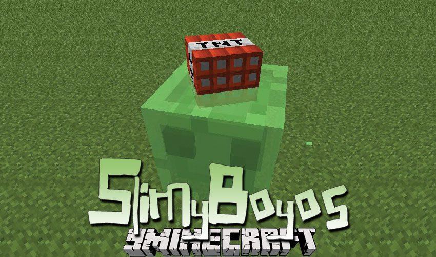 SlimyBoyos Mod