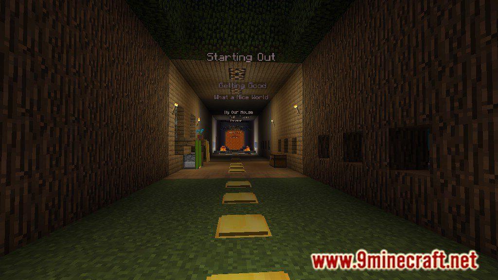 SpongeQuest Map Screenshots 01