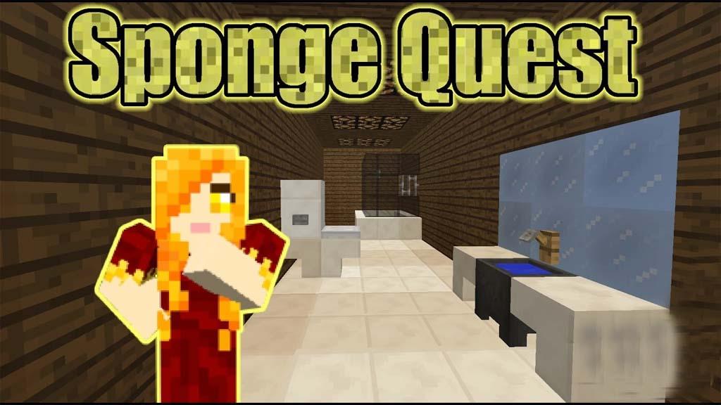 SpongeQuest Map Thumbnail