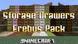Storage Drawers Erebus Pack Mod