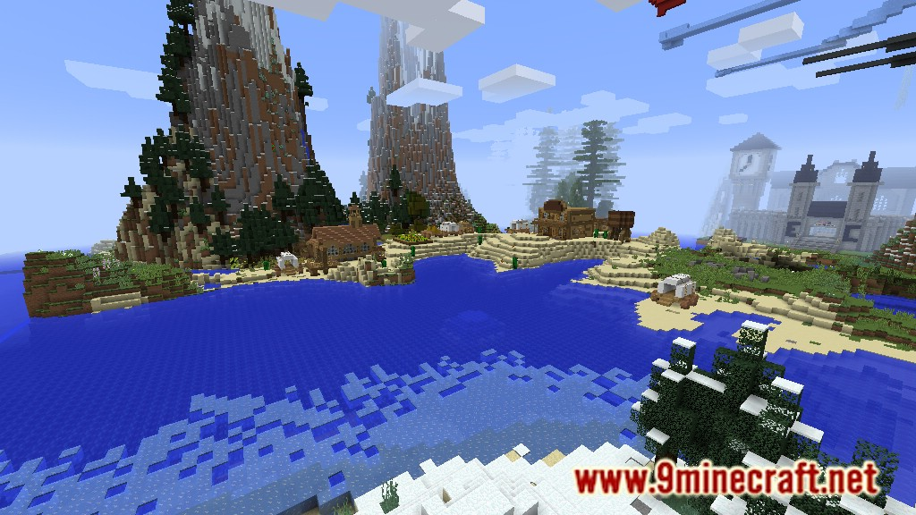 Survival Island Extreme Map Screenshots 3