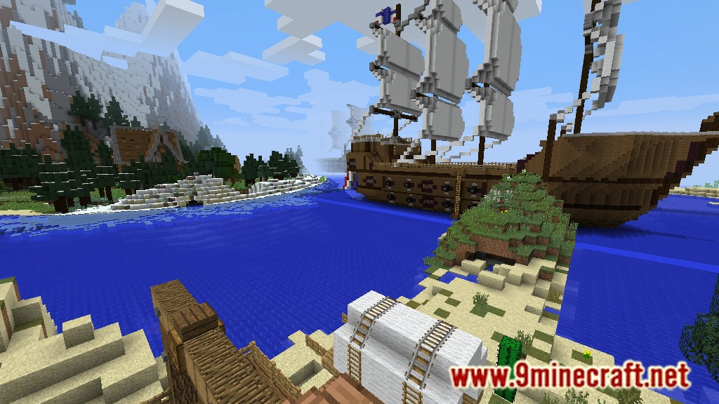 Survival Island Extreme Map Screenshots 4