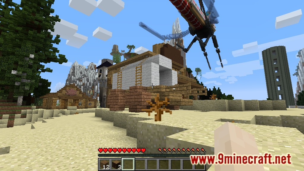 Survival Island Extreme Map Screenshots 5