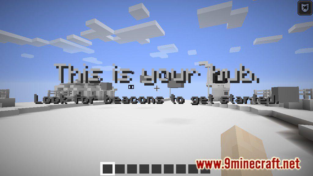 Swich Parkour Map Screenshots 01