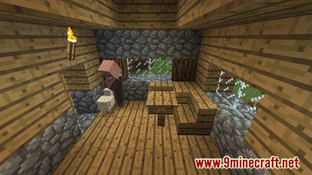 The Figure In The Mineshaft Map Screenshots 3