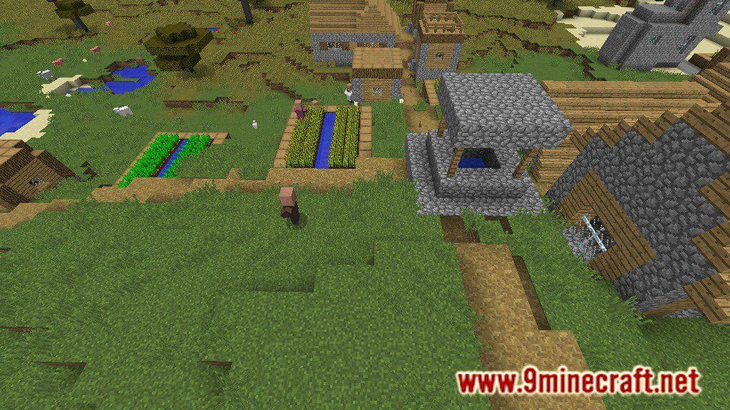 The Figure In The Mineshaft Map Screenshots 5