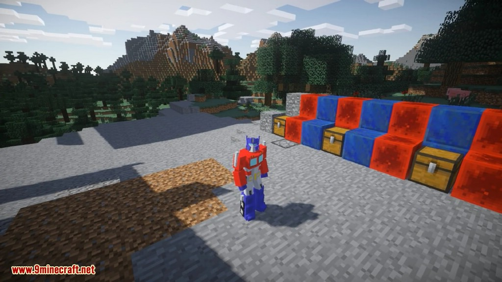 Transformers G1 Edition Mod Screenshots 14