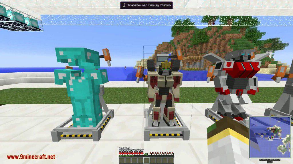 Transformers G1 Edition Mod Screenshots 9