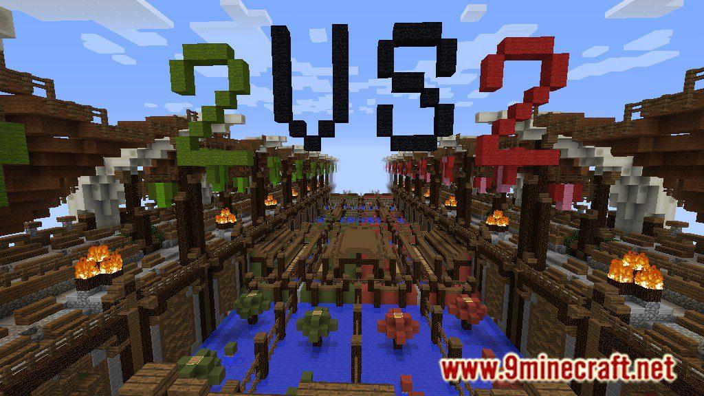 Two VS Two Map Screenshots 1