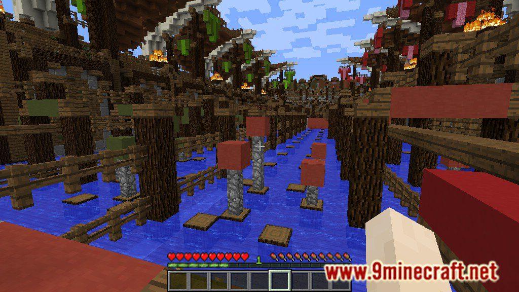 Two VS Two Map Screenshots 4