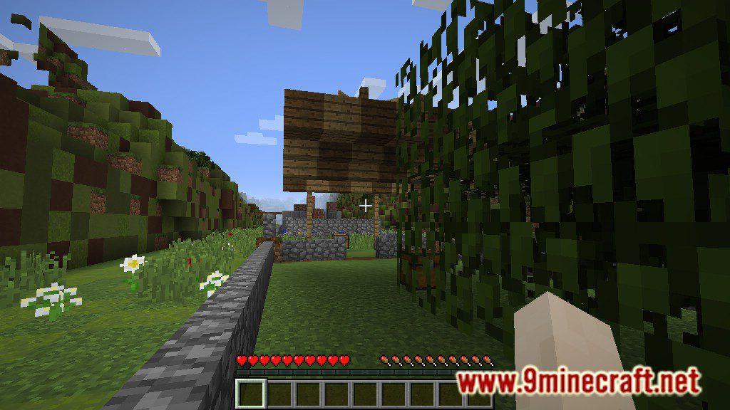 Unfair Minecraft Map Screenshots 1