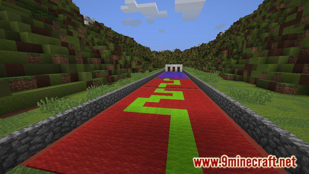 Unfair Minecraft Map Screenshots 5