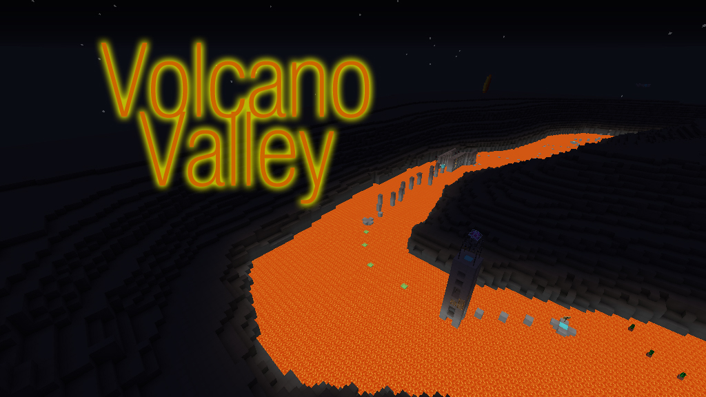 Volcano Valley Map Thumbnail