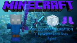 Water Lord Boss Command Block