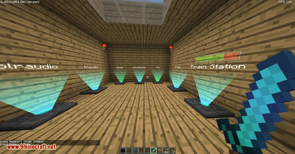 XP Teleporters Mod Screenshots 1