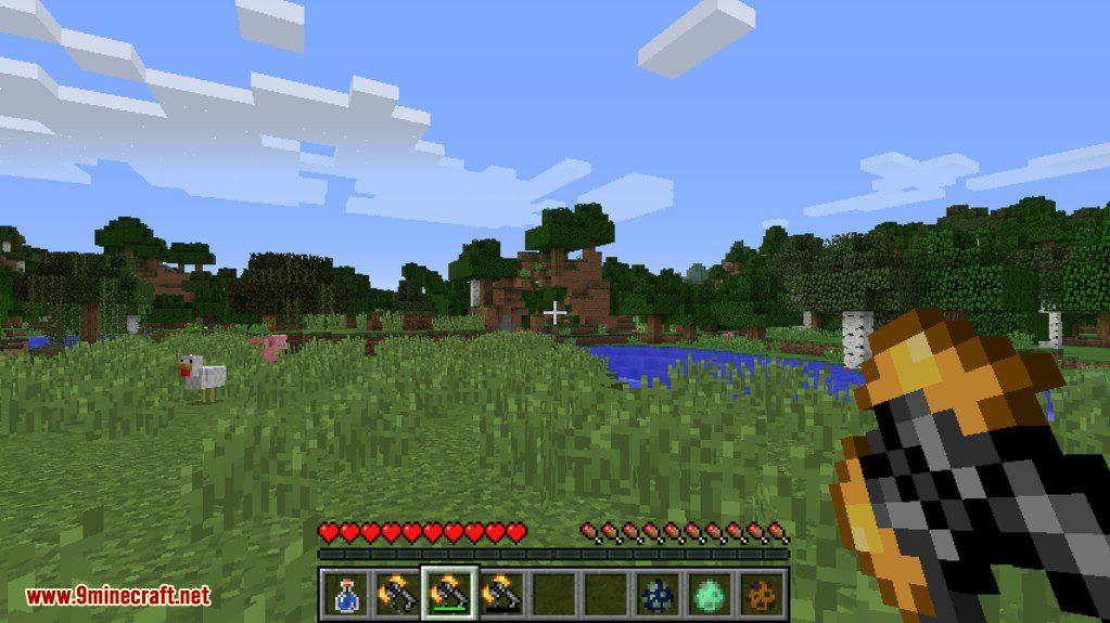 iYAMATO's Mob Mod Screenshots 1