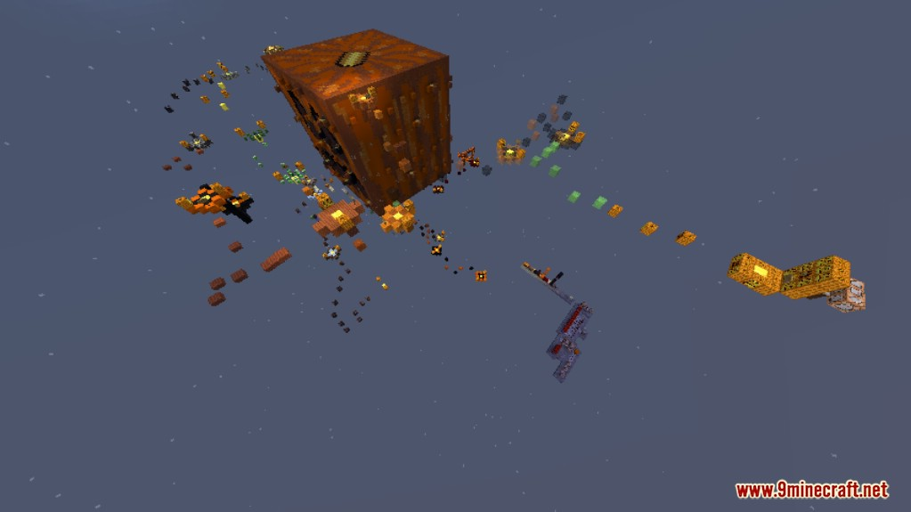 50 Stages of Easy Halloween Map Screenshots 2