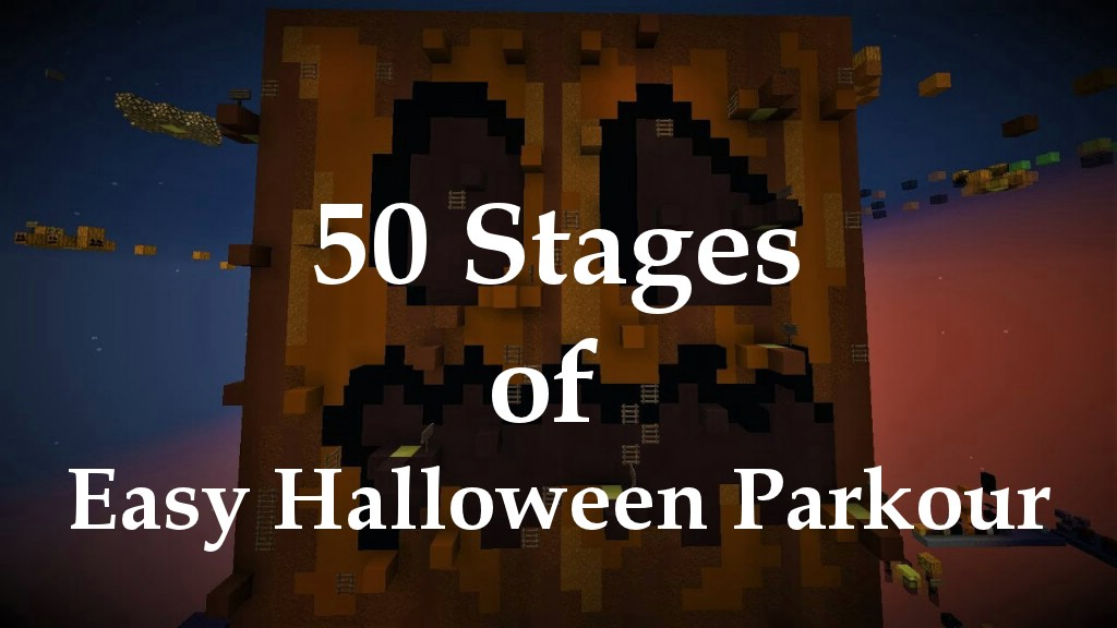 50 Stages of Easy Halloween Map Thumbnail