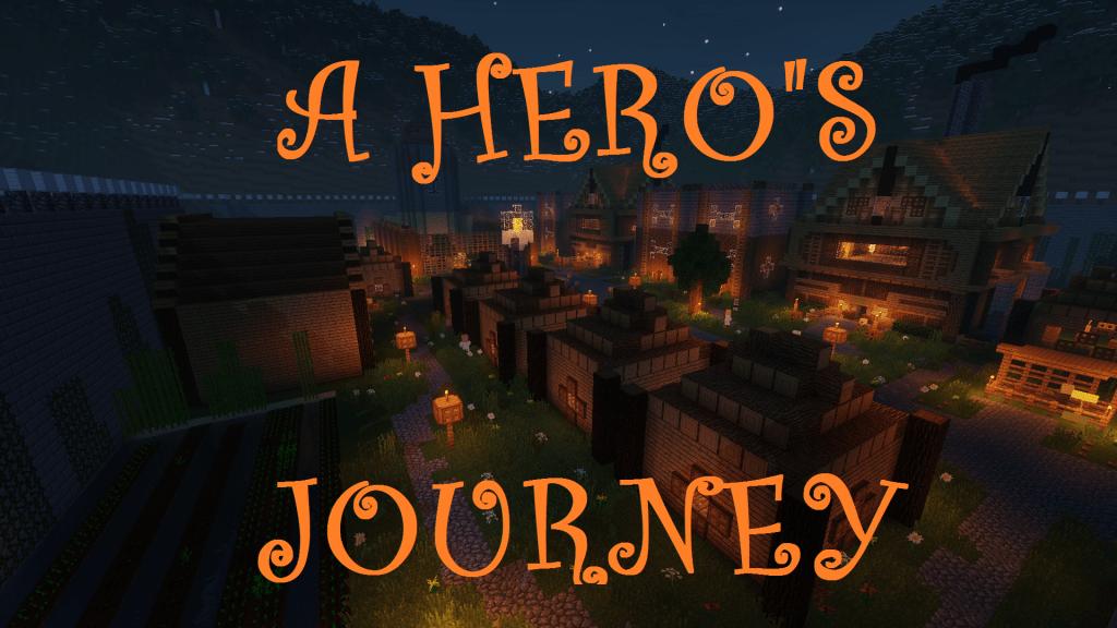 A Hero's Journey Map Thumbnail
