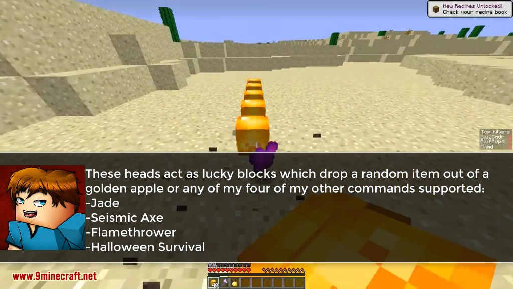 Advanced UHC Command Block Screenshots 6