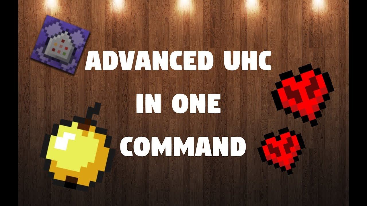 Advanced UHC Command Block