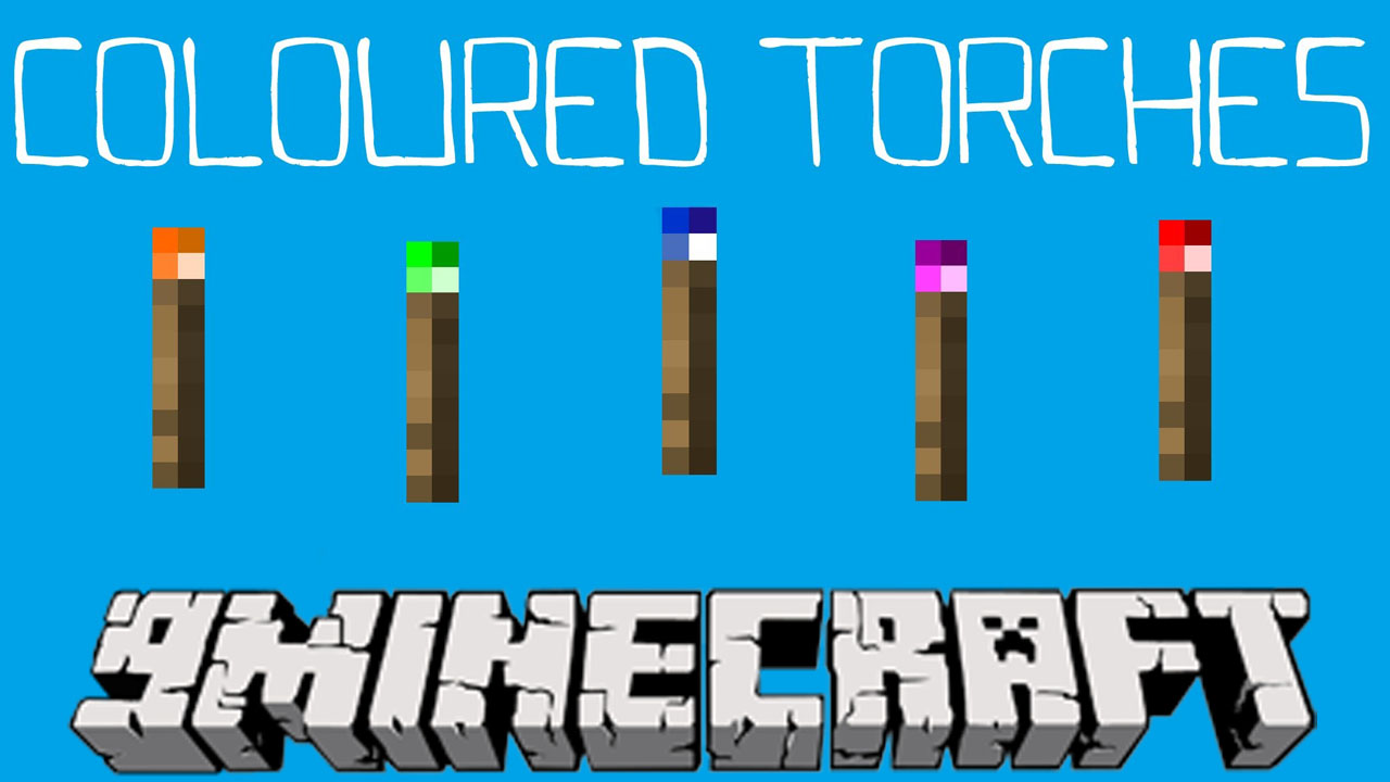 Albedo Torches Mod