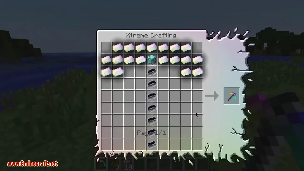 Easy crafting minecraft