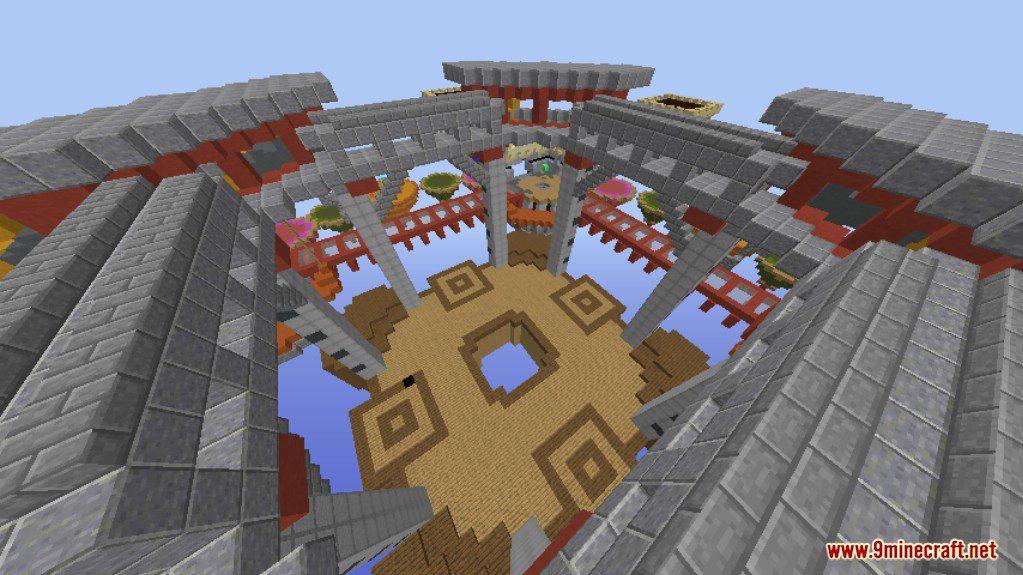 Bed Wars Map Screenshots 5