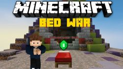 Bed Wars Map Thumbnail