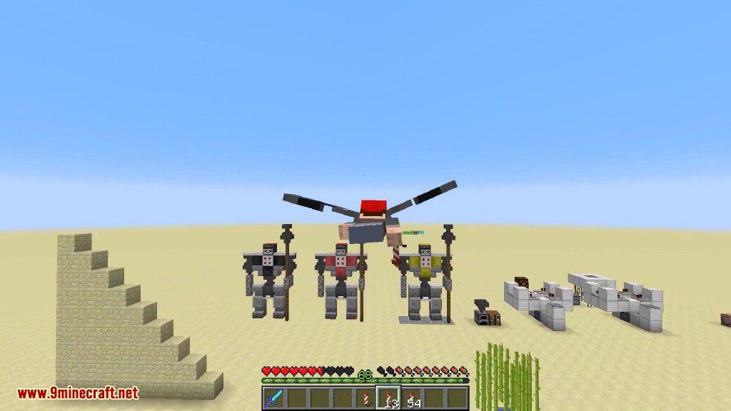 Booster Rockets Mod Screenshots 12