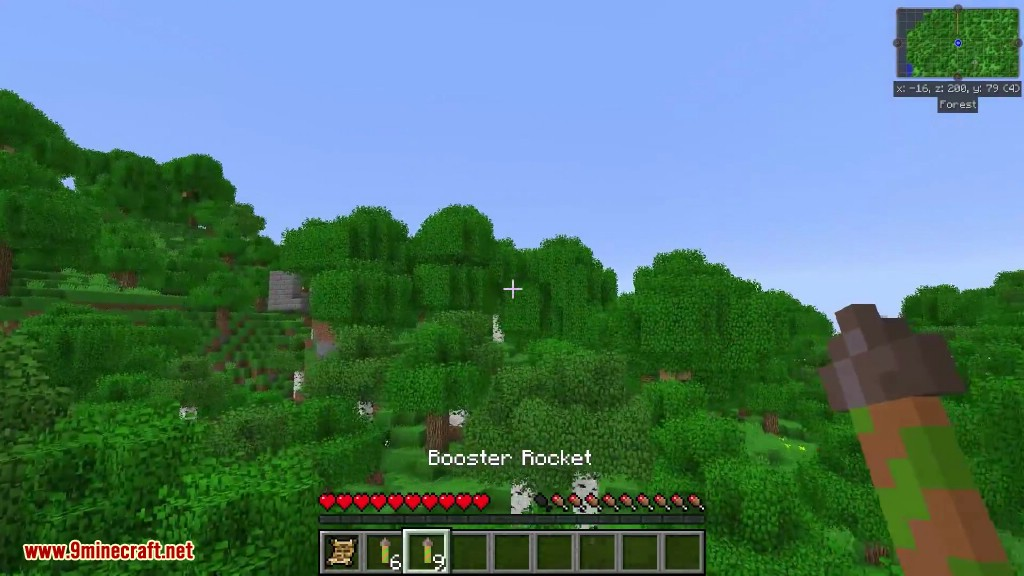 Booster Rockets Mod Screenshots 4