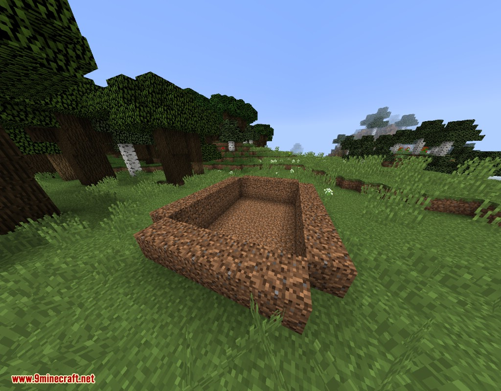 Charcoal Pit Mod Screenshots 1