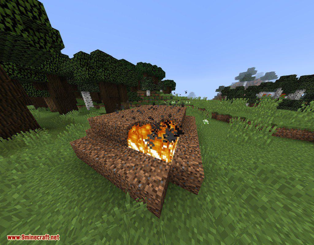 Charcoal Pit Mod Screenshots 4