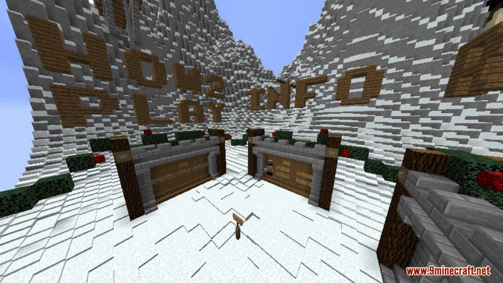 Christmas Jumps Map Screenshots 2