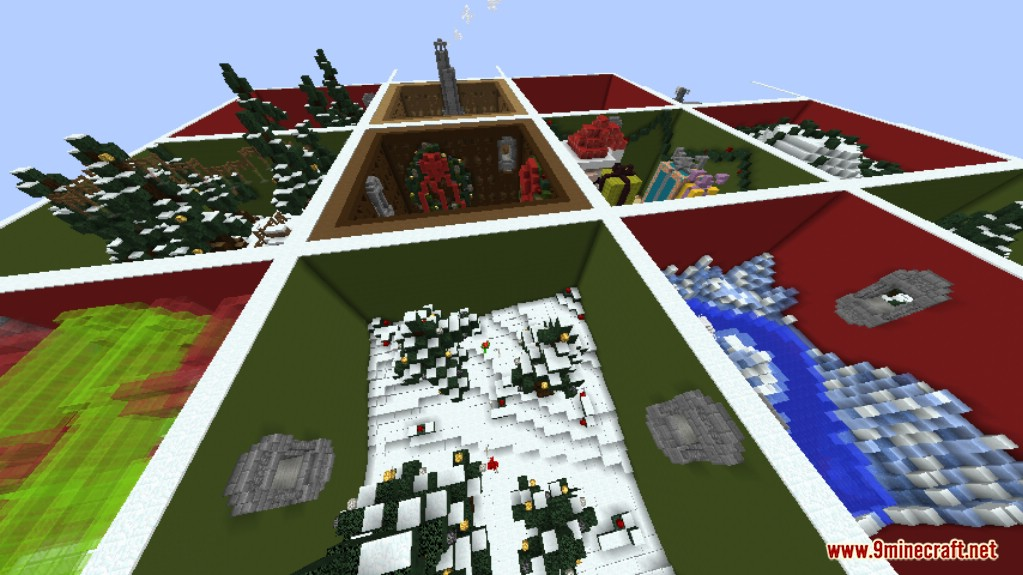 Christmas Jumps Map Screenshots 8