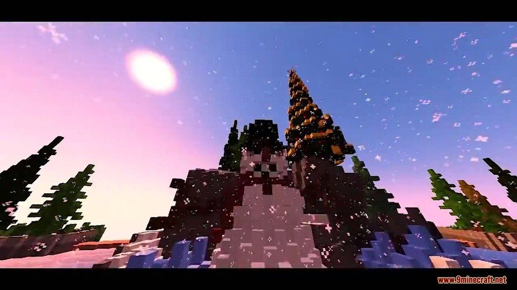 Christmas PvP Resource Pack Screenshots 5
